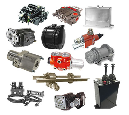 system components and accessories